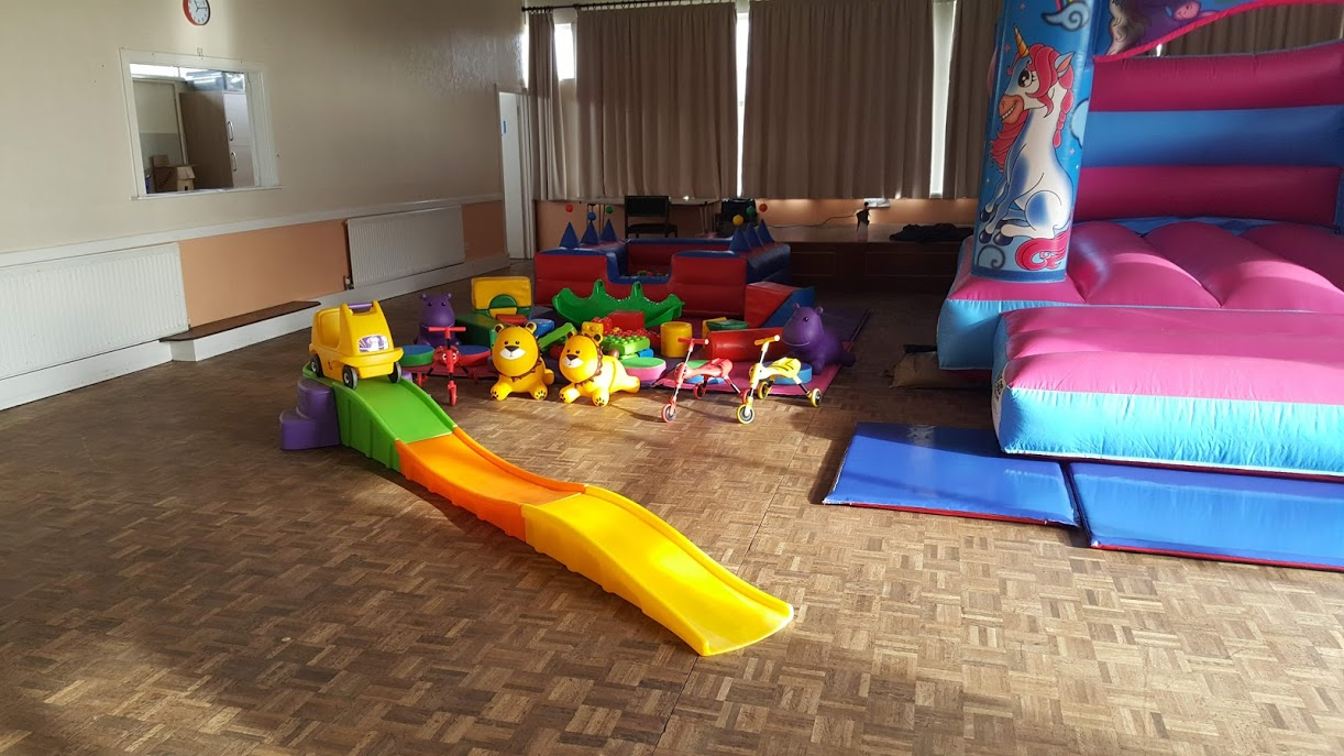 Babies soft play party equipment