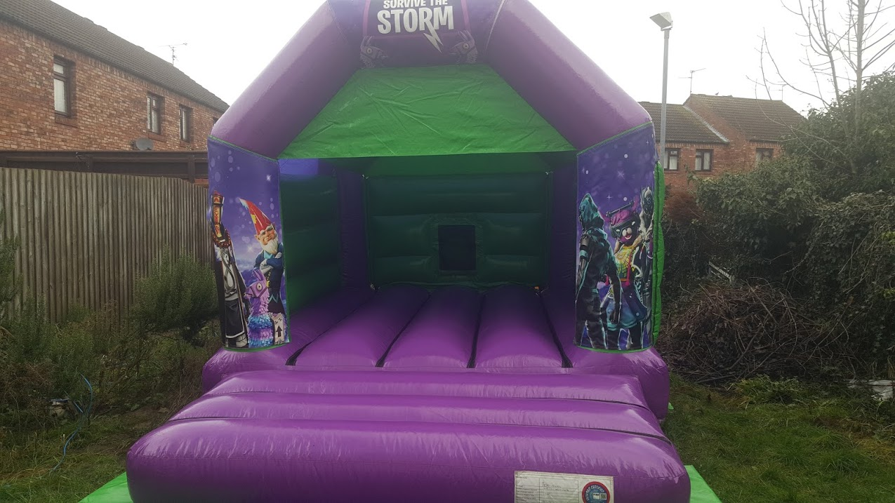 Best Bouncy Castle Hire In Peterborough