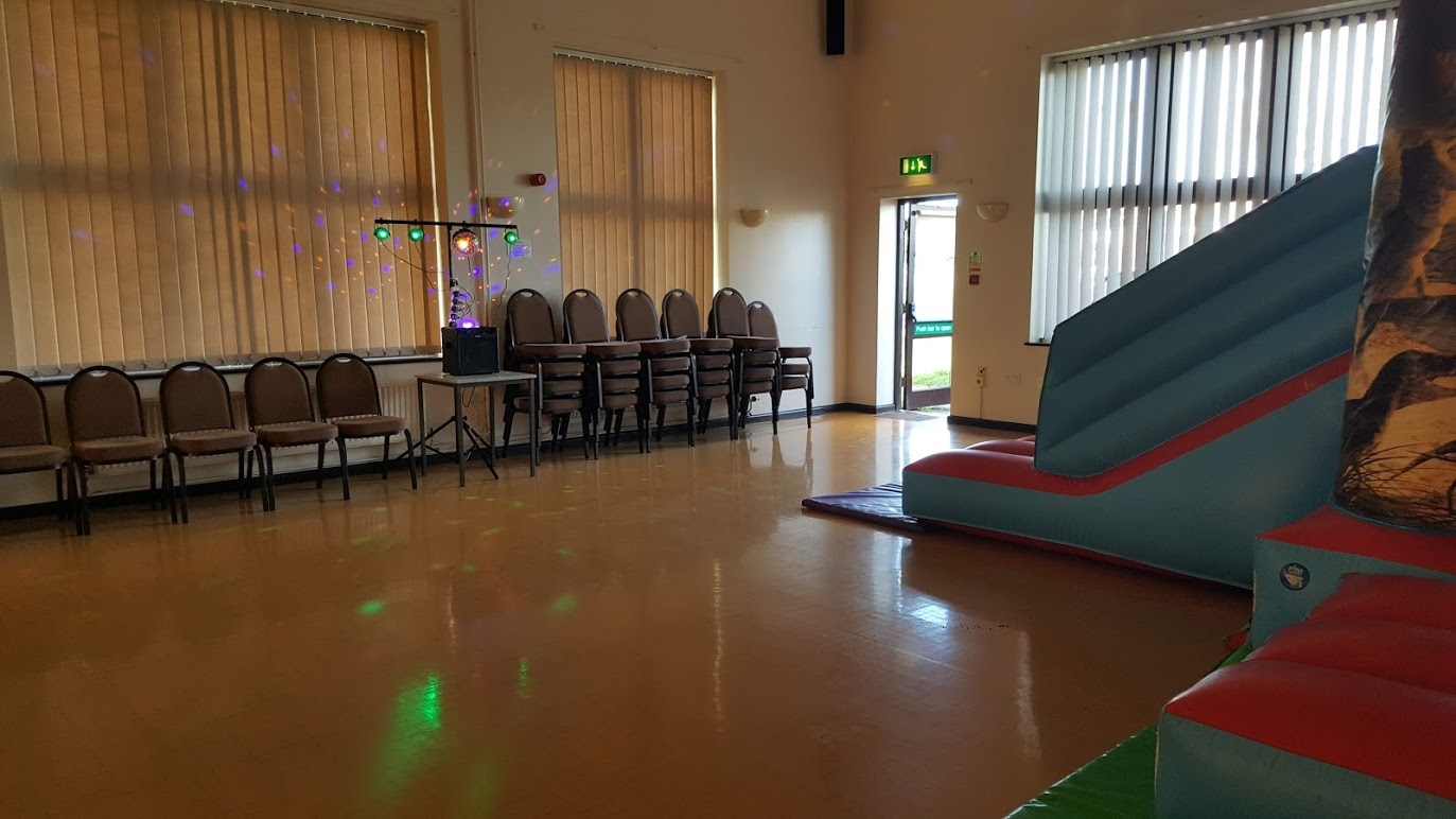 Birthday Party In Gunthorpe Community Centre Peterborough