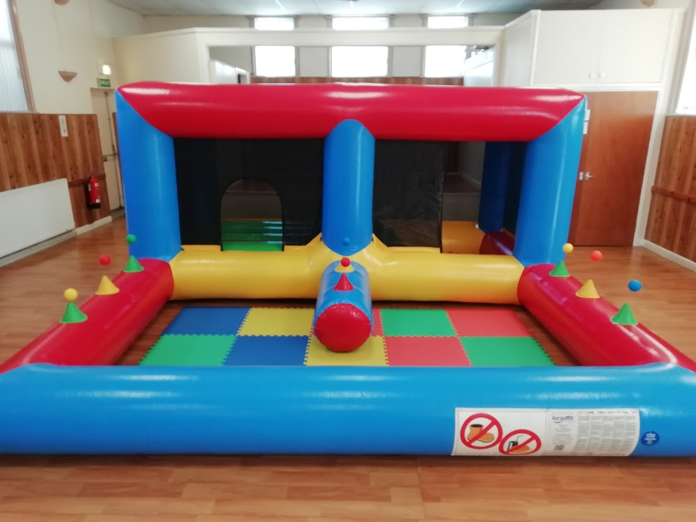 Bouncy Castle Hire Bourne - Toddler Playpark