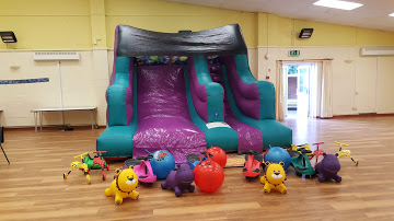 Bouncy Castle hire In Spalding - Surfleet Village Hall