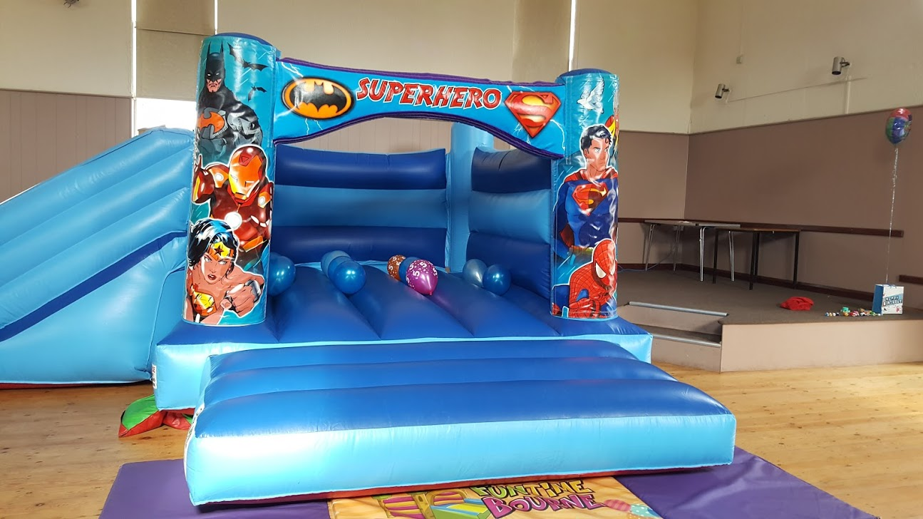 Bouncy Castle Party Hire In Crowland British Legion Hall