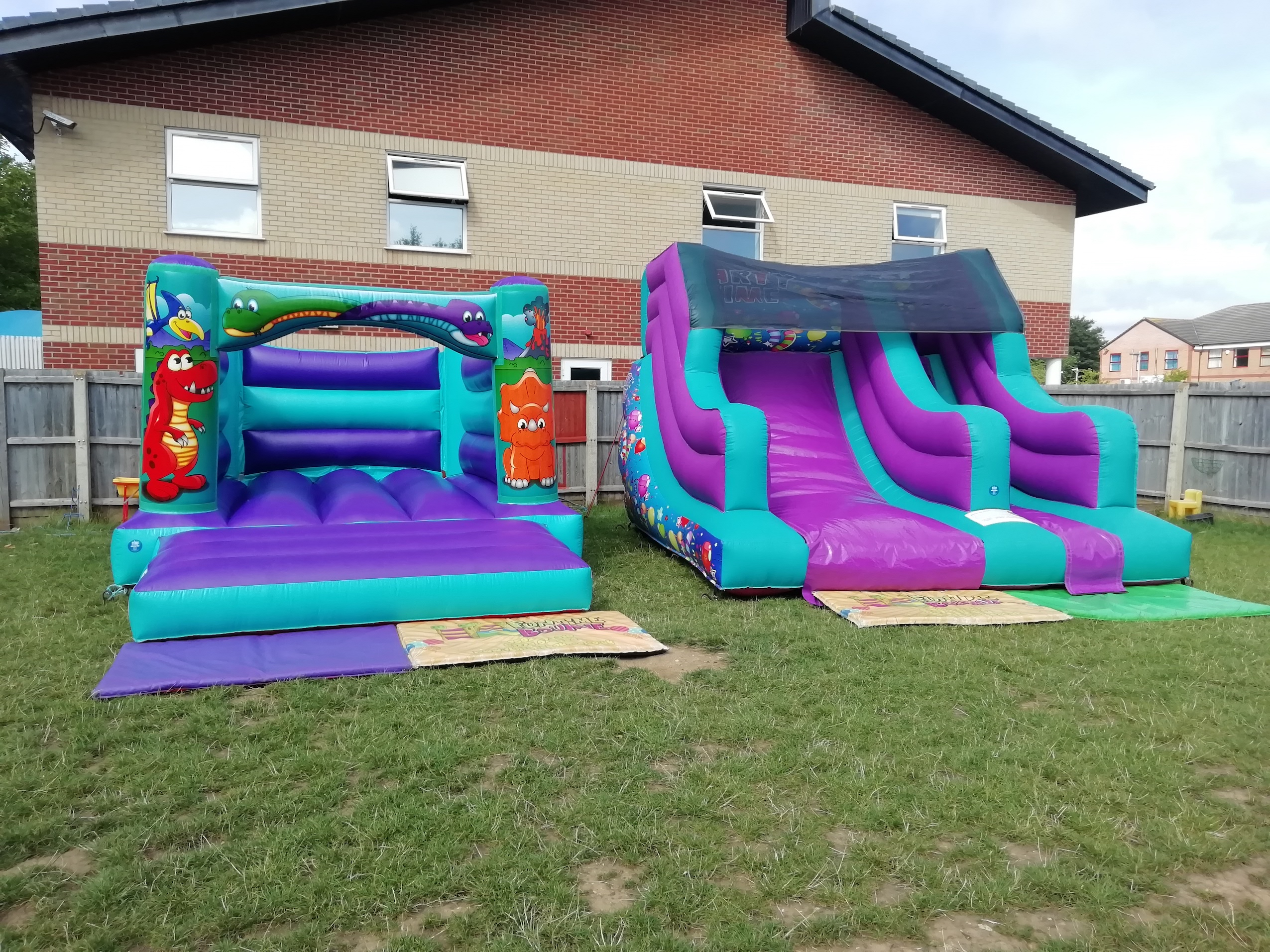 Bouncy Slide Hire In Spalding, Bourne, Sleaford, Grantham and Peterborough