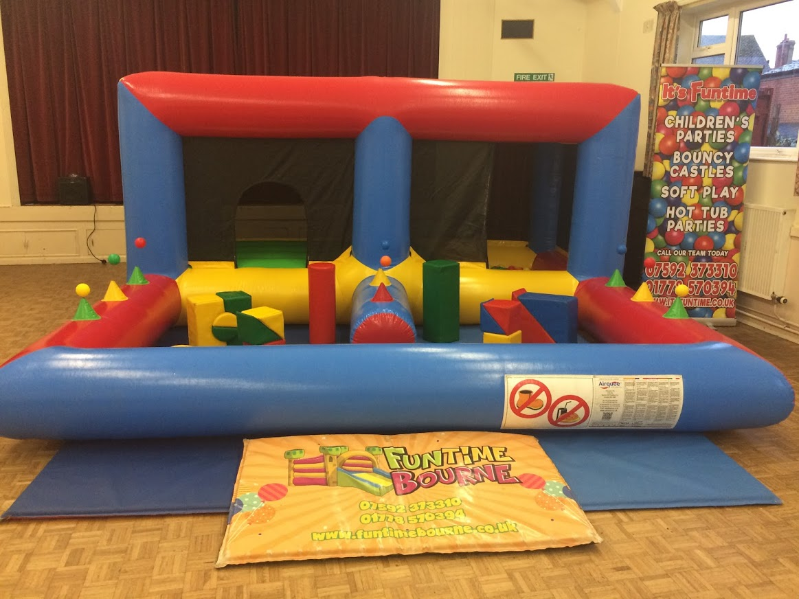 Bourne Bouncy Castles - Bouncy Castle Hire In Bourne