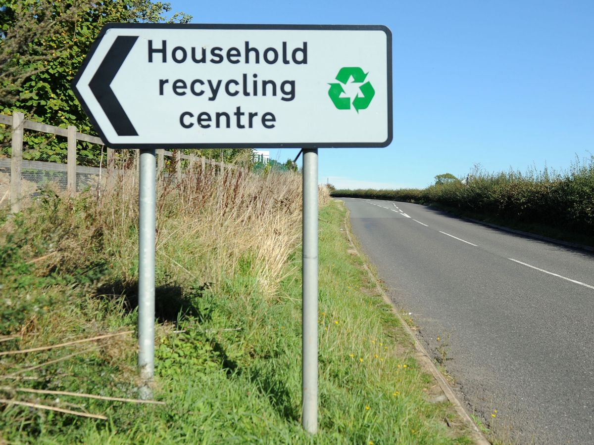 Bourne Tip / Recycling Centre