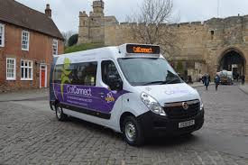 Call Connect Bus Service Bourne