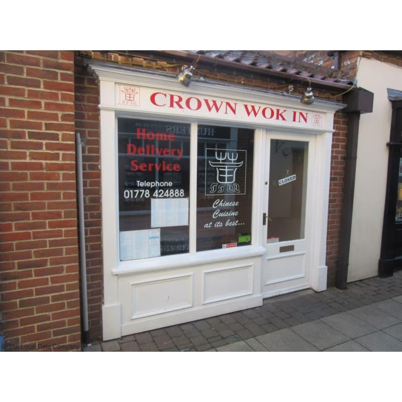 Crown Wok Bourne