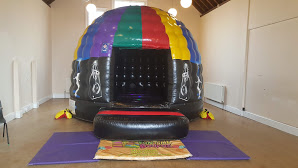 Disco dome hire in Peterborough- Thorney Methodist Church Hall