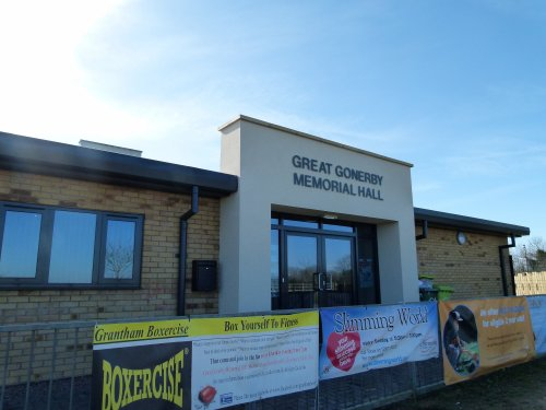 Great Gonerby Memorial Hall