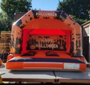 Halloween Themed Bouncy Castle Hire In Peterborough