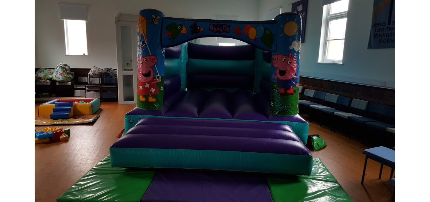 Bouncy Castle rental in Stanground Church Hall