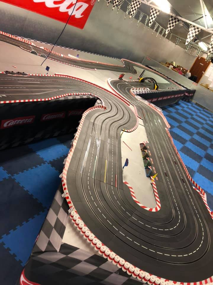 Scalextric Cafe Spalding