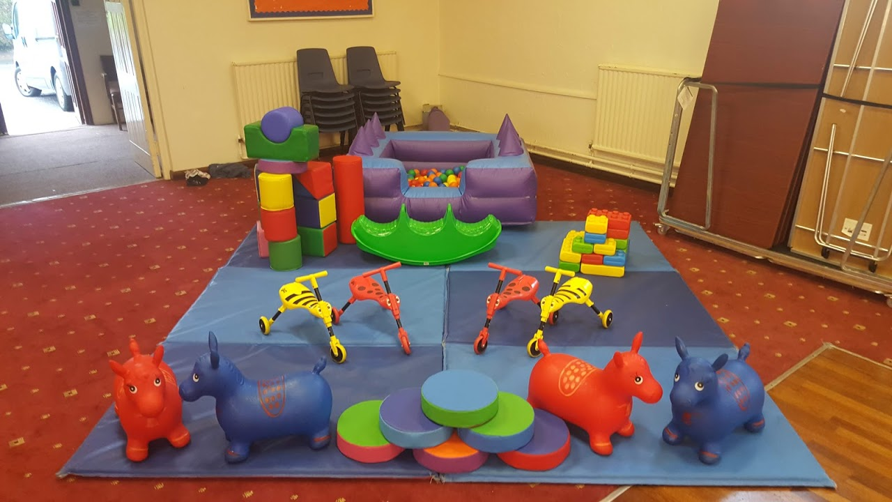 Soft Play Hire Bourne