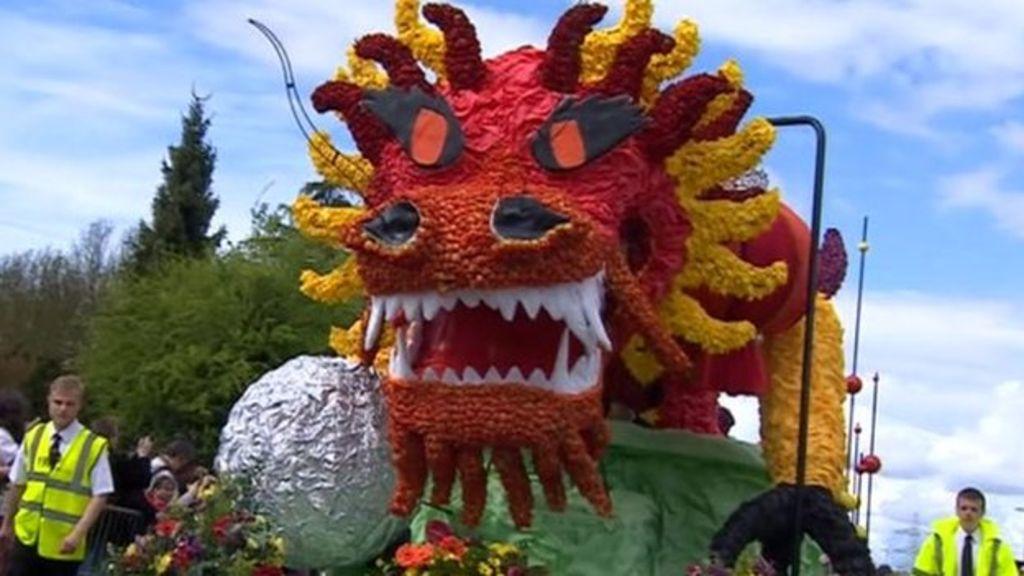 Spalding Tulip Parade
