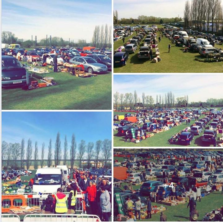 Tallington Car Boot Sale