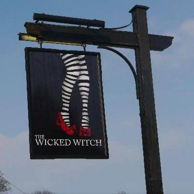 The Wicked Witch In Ryhall