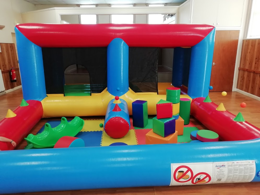Toddler Play Zone Bouncy Castle Hire In Spalding