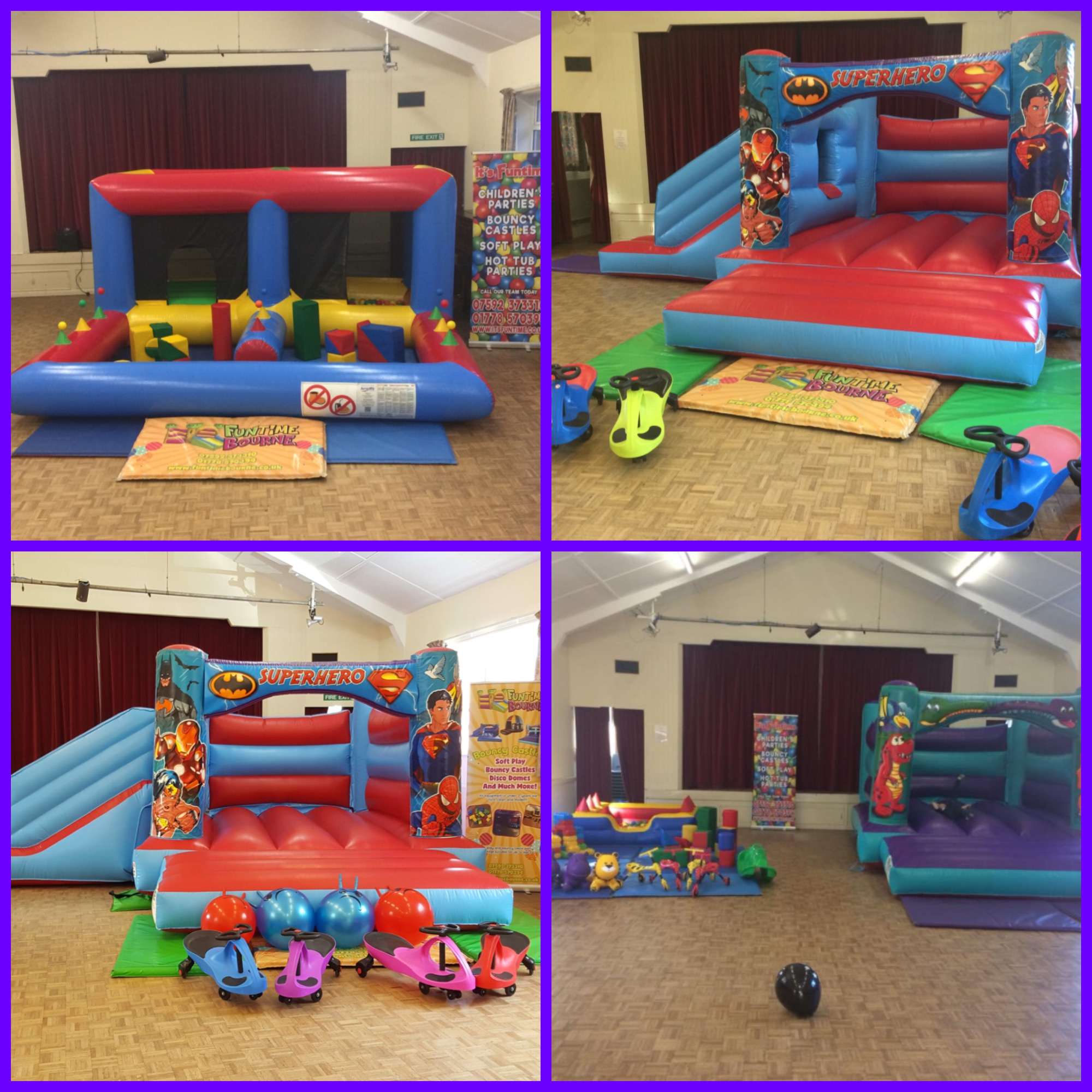 Bourne Abbey Church Hall Hire