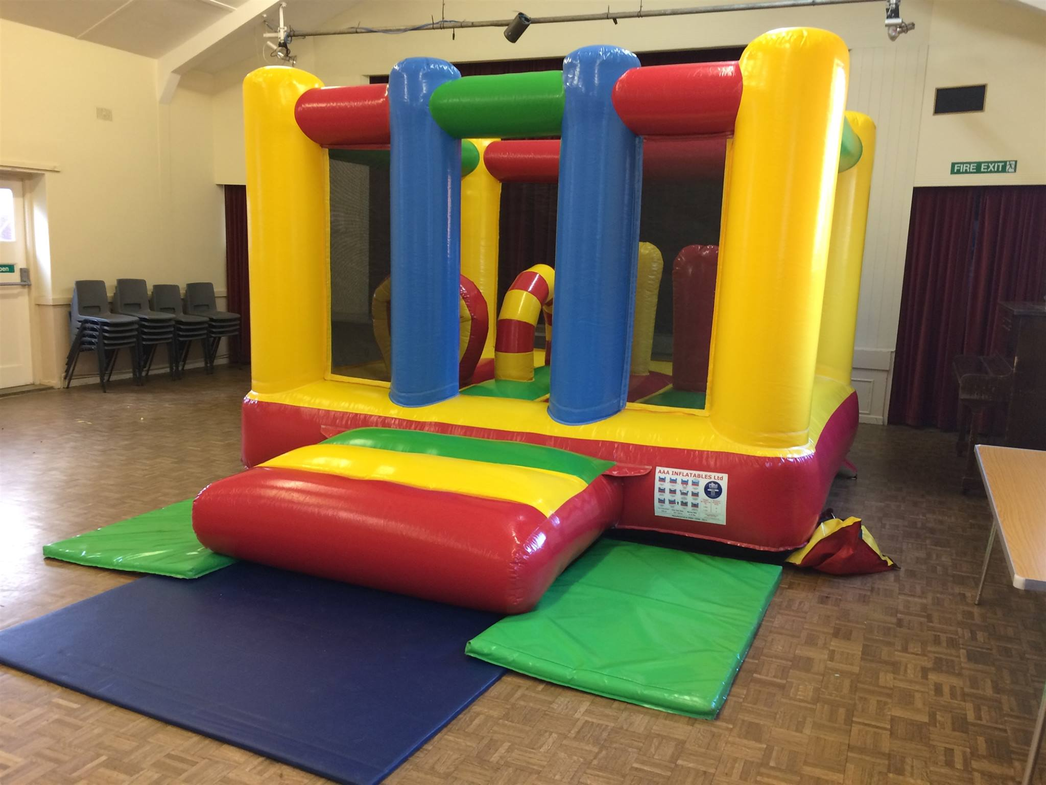 Baby bouncy castle rental