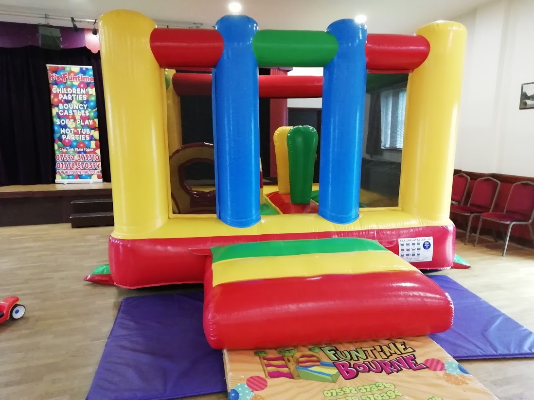 Baby Bouncy Castle Hire In Peterborough