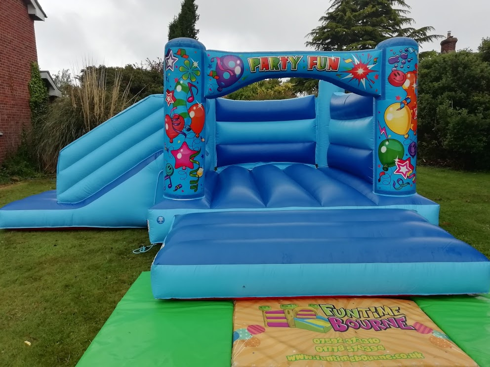 Bouncy Castle Hire In Grantham,