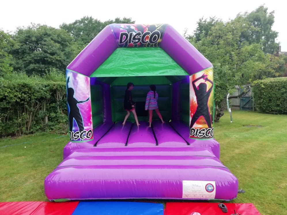 Bouncy Castle Hire Near Sleaford