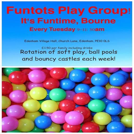 Funtots Soft Play Centre Bourne