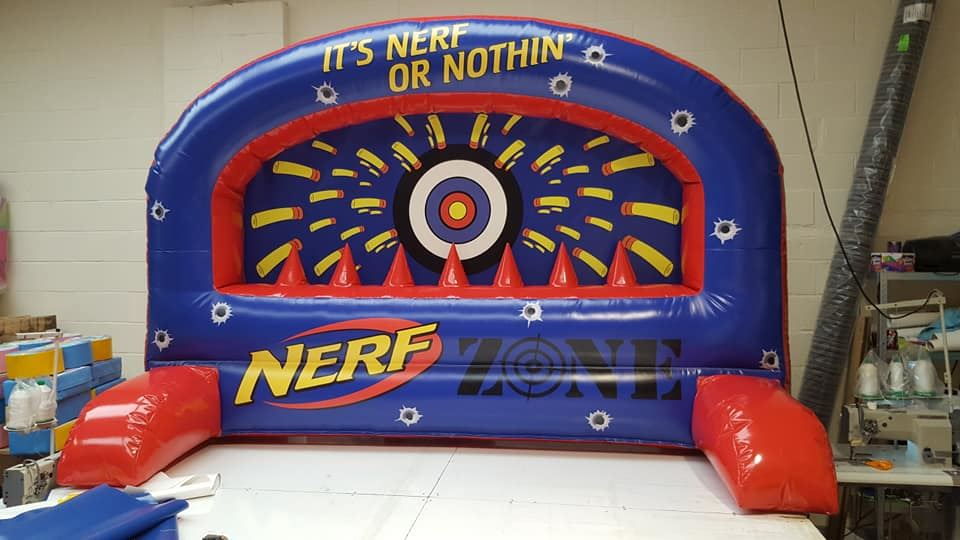 Nerf shootout hire