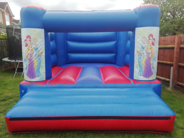 Hire A Princess Bouncy Castle In Bourne