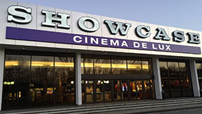 Showcase Cinema Deluxe Peterborough