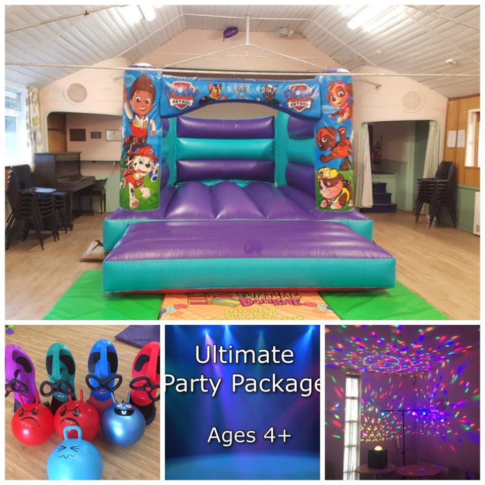 Ultimate Bouncy Castle Party
